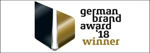 German Brand Award 2018 - Winner