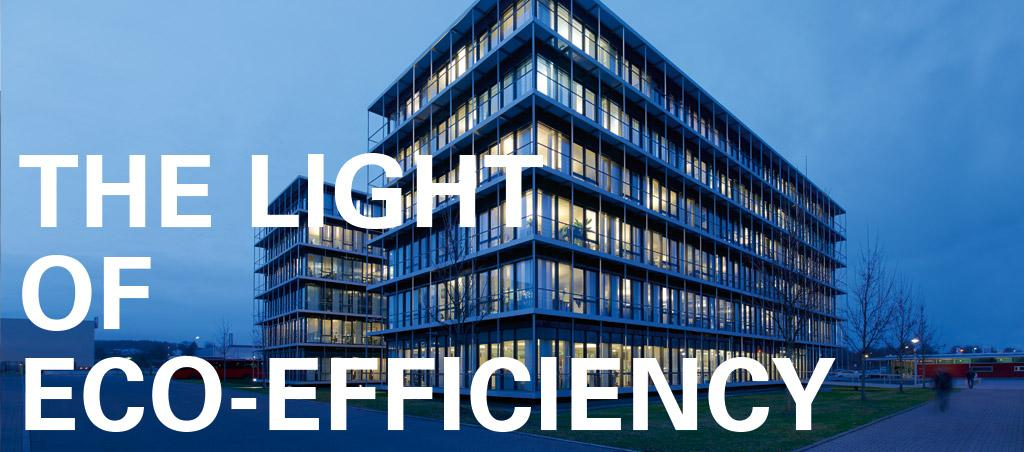 THE LIGHT OF ECO-EFFICIENCY