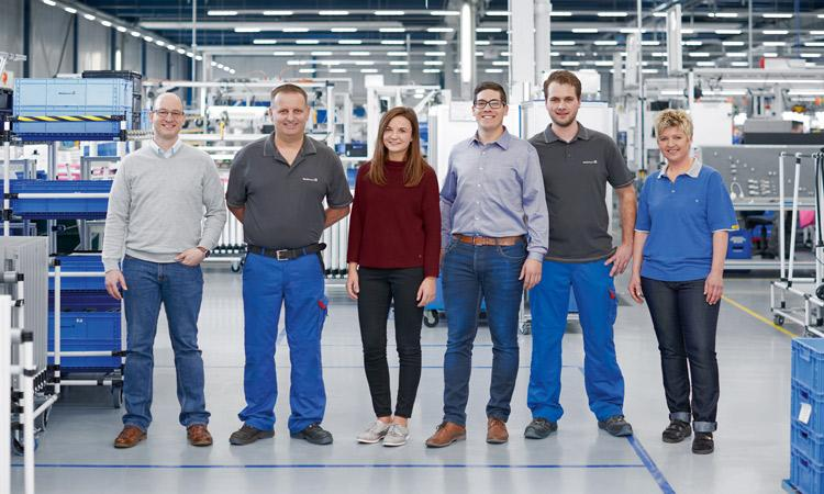 Waldmann - Engineers of Light - Karriere