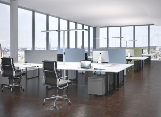 Lighting solutions for offices