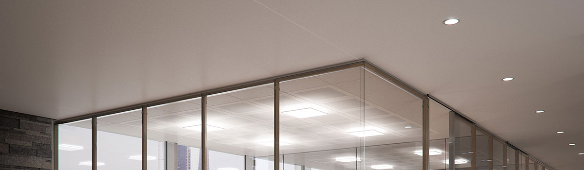 Lighting solutions for corridor and stairway