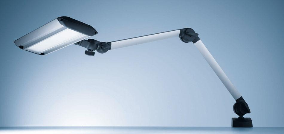 Arm-Mounted Luminaire TANEO
