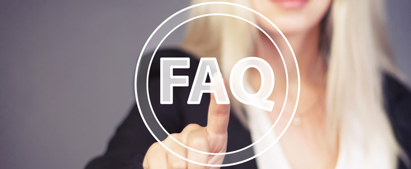 FAQ - Frequently Asked Questions?