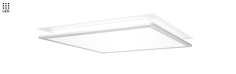 Recessed and Surface-Mounted Luminaire IDOO.fit