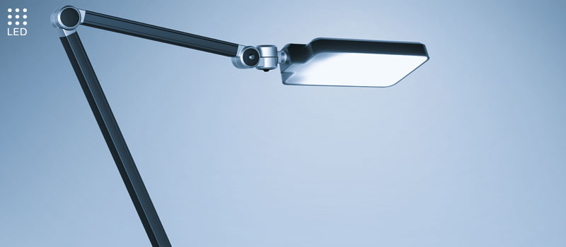 Arm-Mounted Luminaire ROCIA.planar