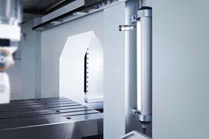 Illuminazione per macchine utensili sistemi di illuminazione a