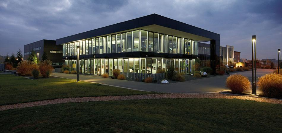 Sustainable Building with LED Lighting