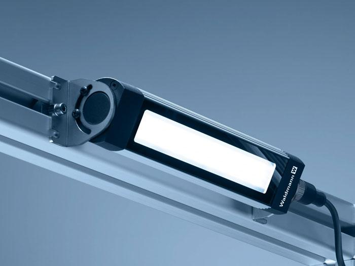 Machine light with digital interface