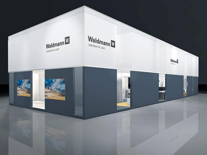 Waldmann auf der Light & Building 2016