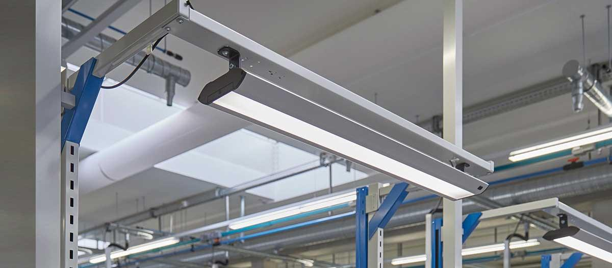 Workplace-System Luminaire TAMETO