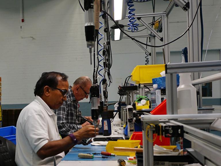 Waldmann Engineers Of Light W Usa