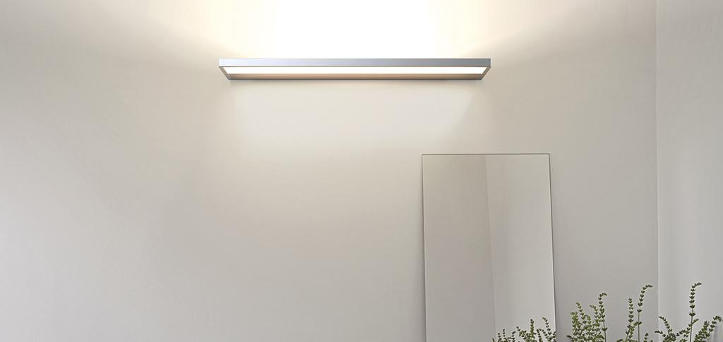 Wall-Mounted Luminaire ZERA Bath
