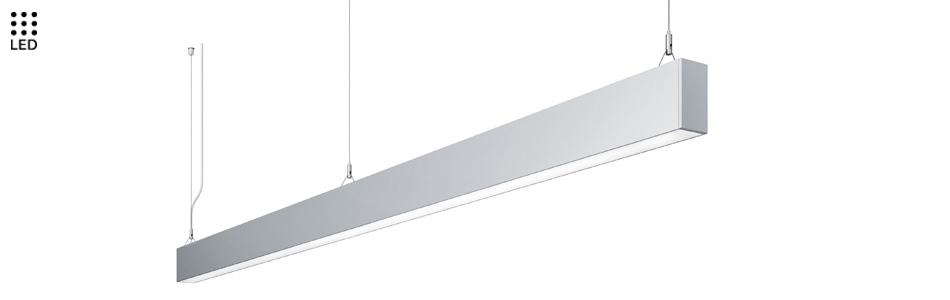 Suspended Luminaire DOTOO.line